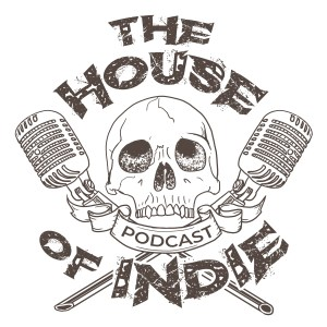 House of Indie podcast logo by Jayel Draco