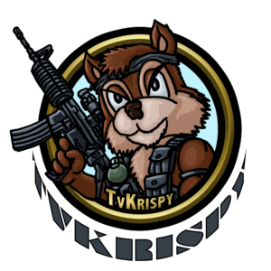 Chipmando: Logo for TvKrispy