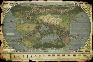 Rendaraia Map