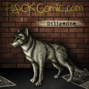 Diligence - Eastern Wolf