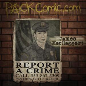 James MacHaggert - Good Cop - poster