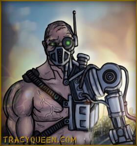1st Lieutenant Generation 1 Cyborg