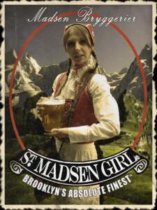 St MADSEN GIRL