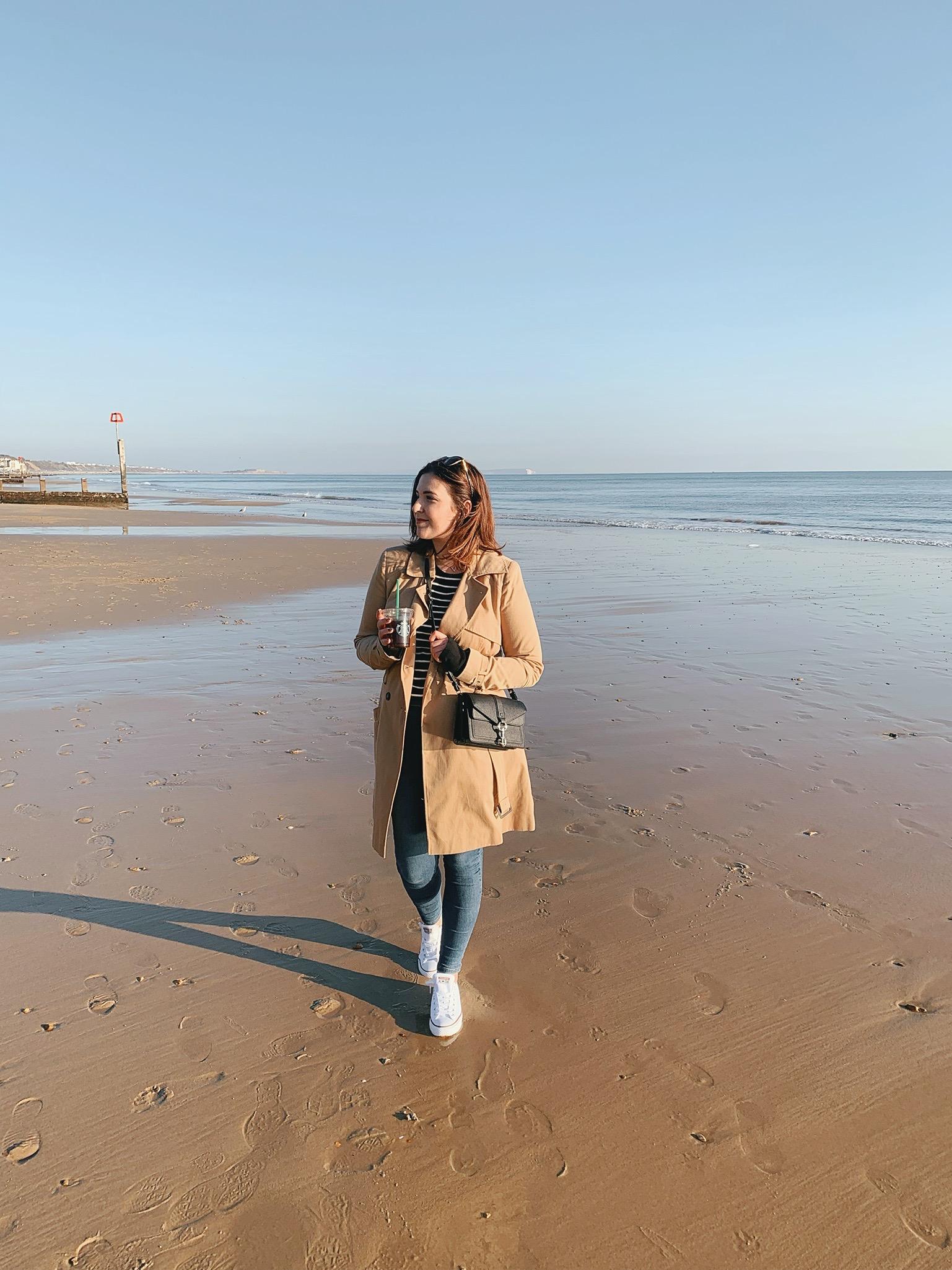 jaye rockett bournemouth beach