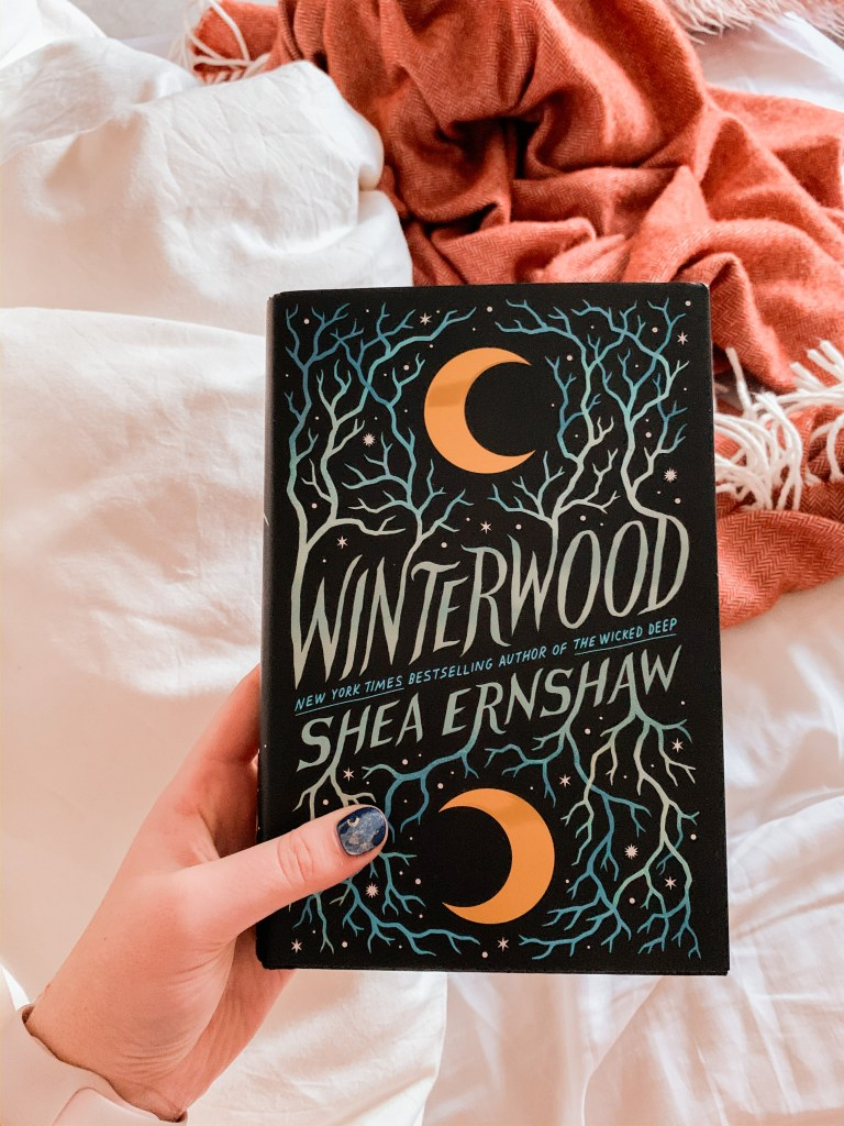 jaye rockett toronto book haul winterwood by shea ernshaw