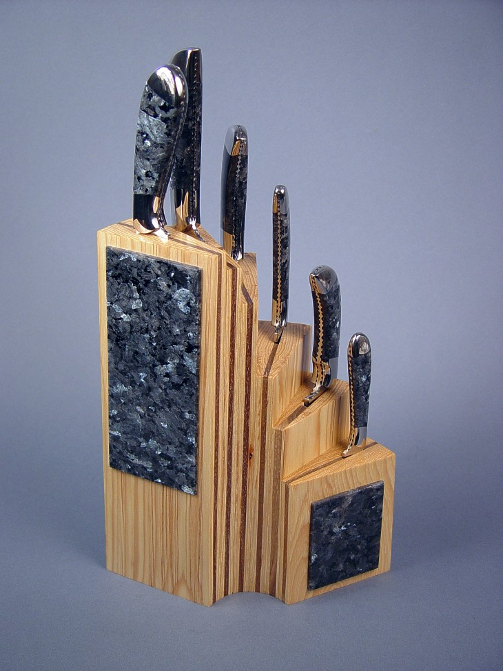 Kitchen Good Who Knife Set Makes