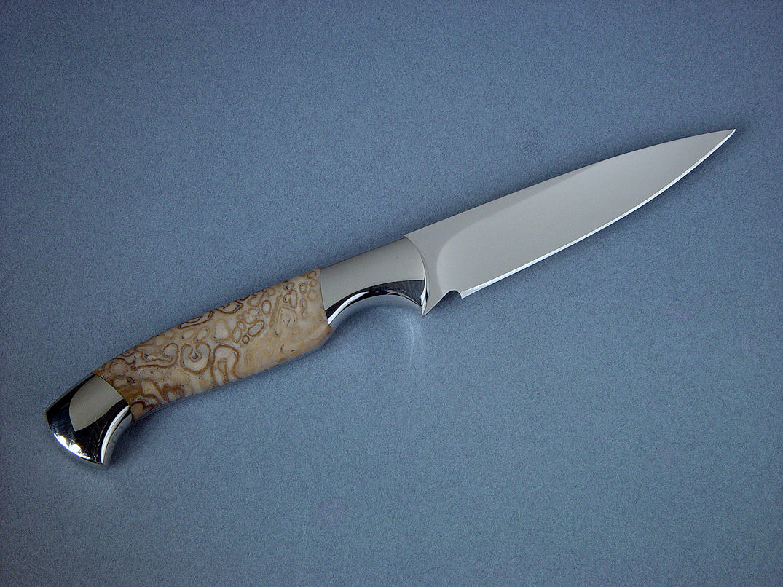 Chefs Knife Set fine gemstone handled knife set and