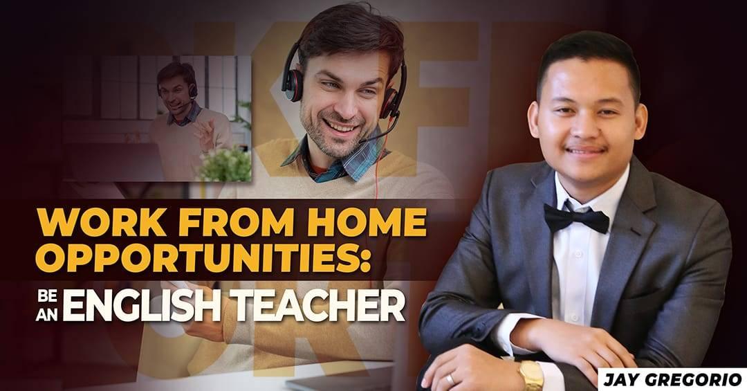 Be an English teacher