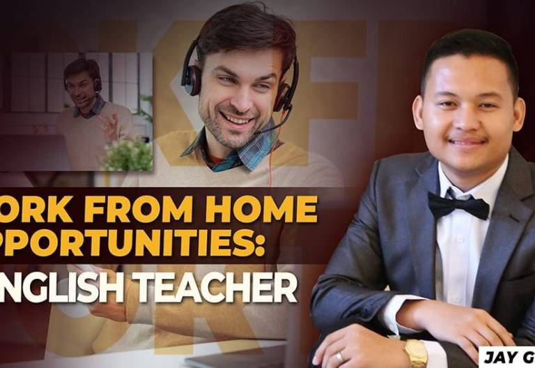 Be an English teacher
