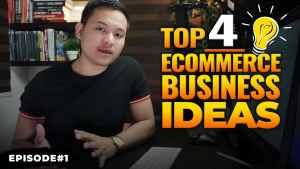Top 4 most popular ecommerce business models