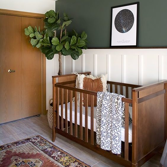 Interior Trend: Natural Nursery