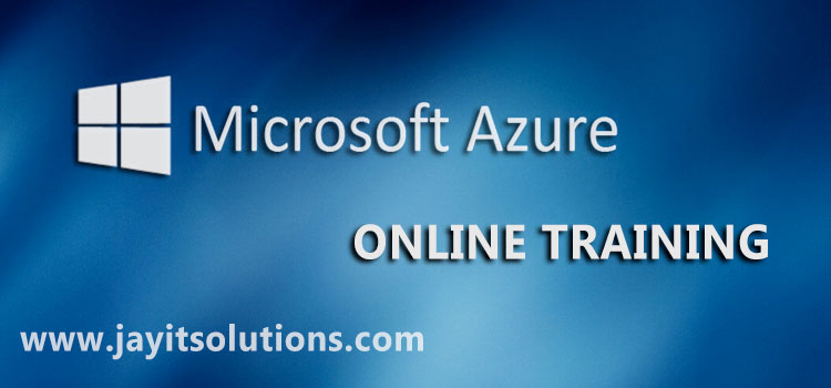 Microsoft Azure Online Training Course