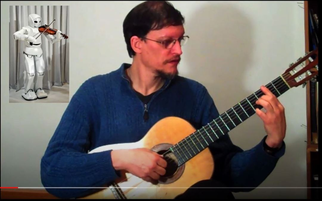 Classical Guitar Tips Video 5: What is Underexpressive Tension?