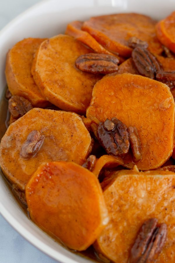 The best candied yams | A Little Food