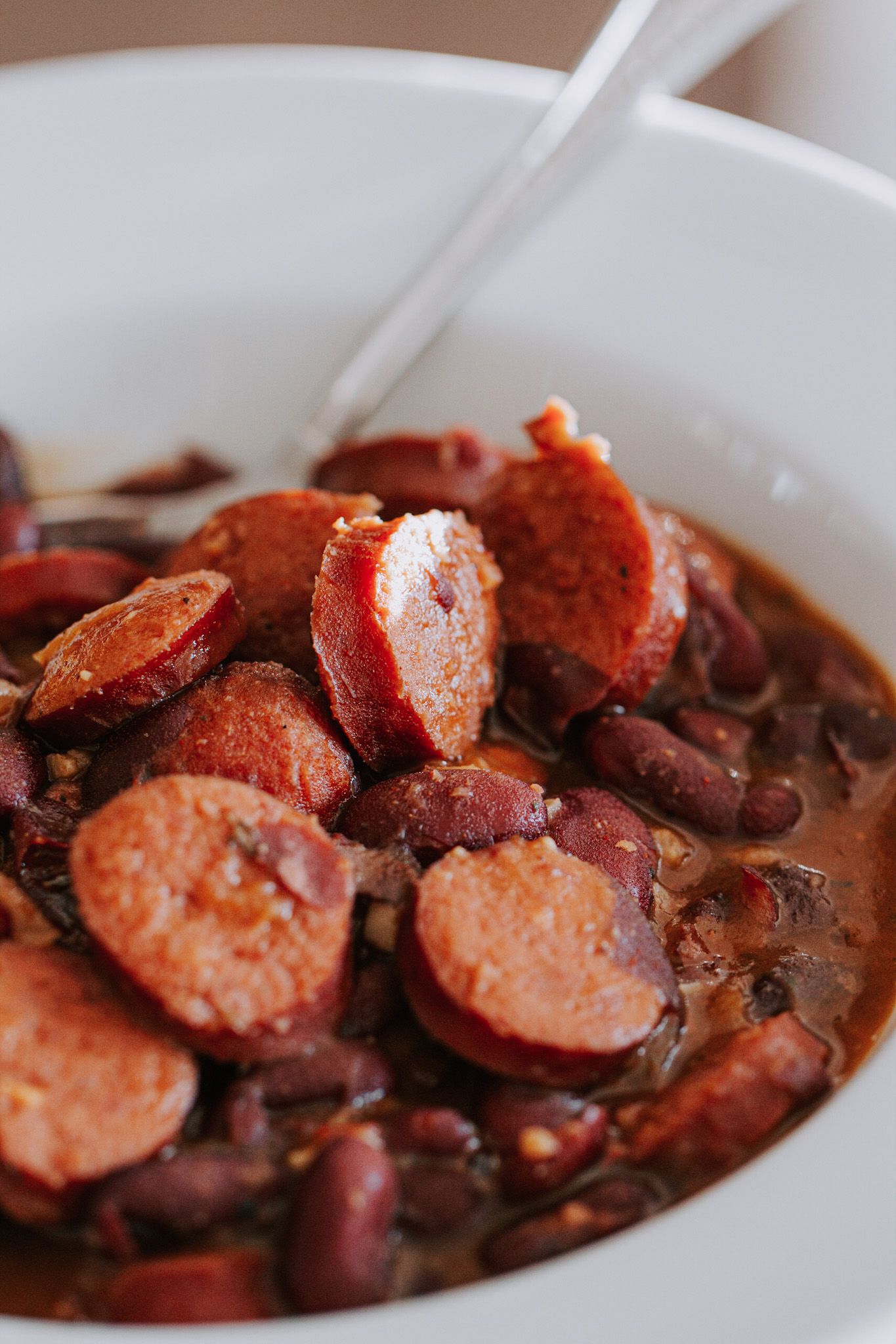 Quick Red Beans & Rice