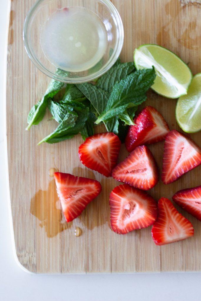 Strawberry Mojito | Jaylynn Little