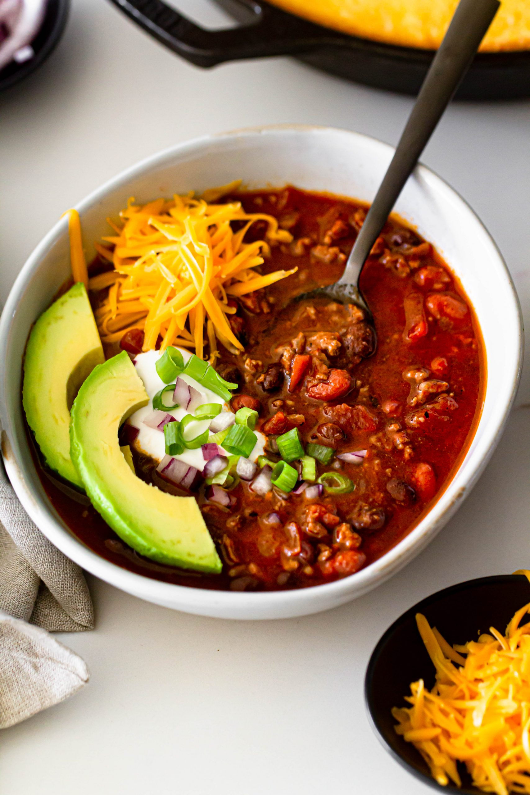 Easy Homemade Chili Recipe Jaylynn Little