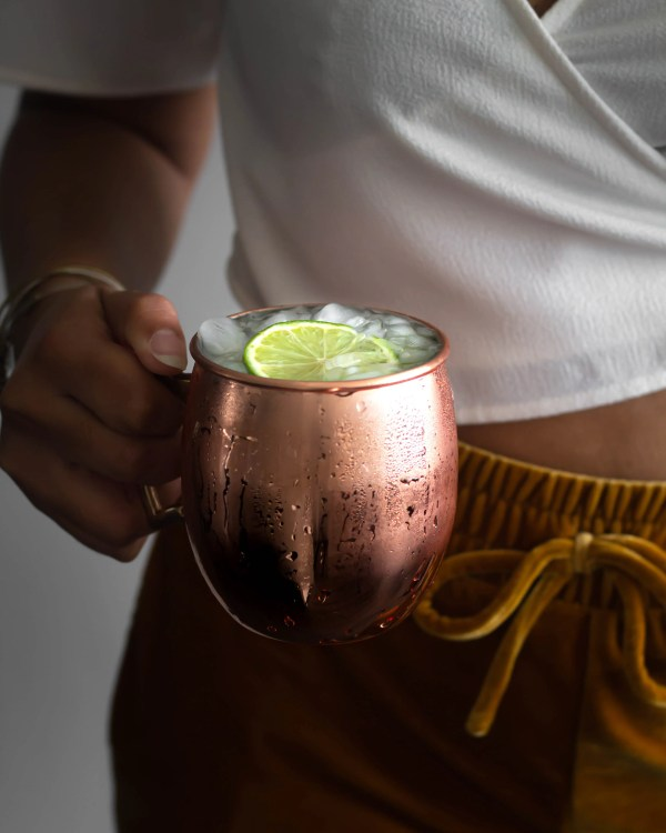 The Best Moscow Mule Cocktail
