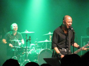 Dan Cornelius (drums) & Danko Jones (vocals/guitar)