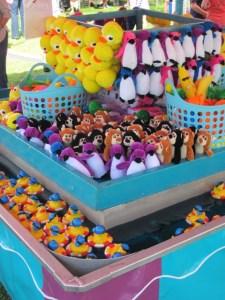 Catch a duck! Win a Prize