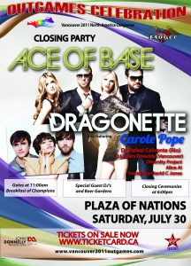 NA Outgames Closing Party