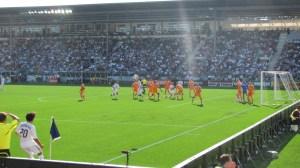 Whitecaps v Dynamo