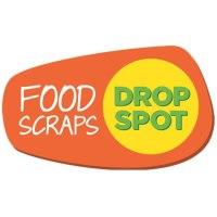 food scraps drop spot