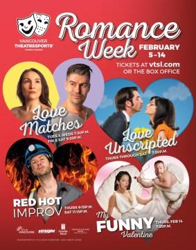 VTS Romance Week