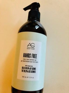 AG Hair Sanitizer