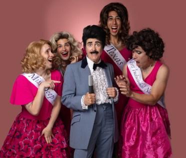 Pageant - Cast Photo