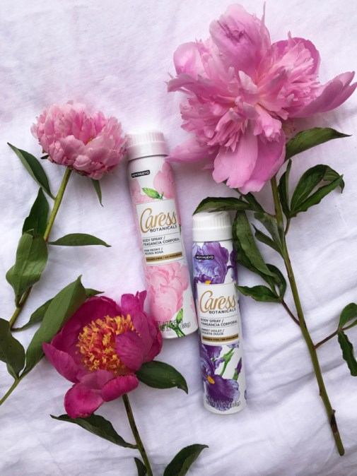 Caress Botanicals Body Spray