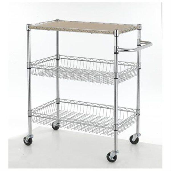 wire kitchen cart thermofoil cabinets walmart jayne atkinson homesjayne homes image of
