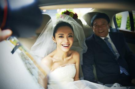Celebrity Weddings Yao Chen And Yu Cao