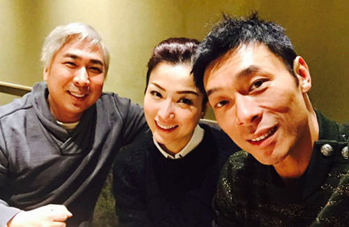 "Sammi Cheng Finally Admits She is ""Mrs. Hui"""