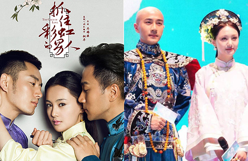 """Hawick Lau Romances Zheng Shuang in """"Chronicle of Life"""" and """"The Cage of Love"""""""