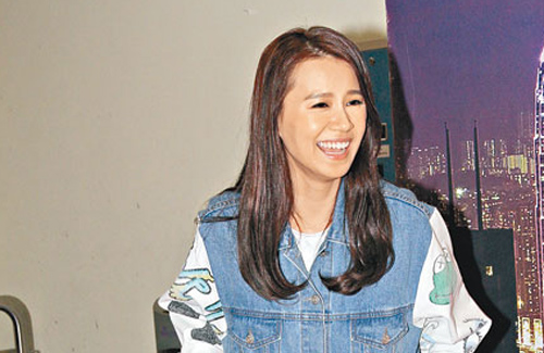 Priscilla Wong Reveals Dirty Hair Secret