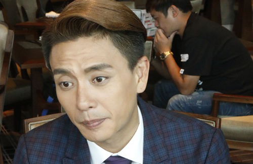 Bosco Wong Exhausted from Back-to-back Filming Projects
