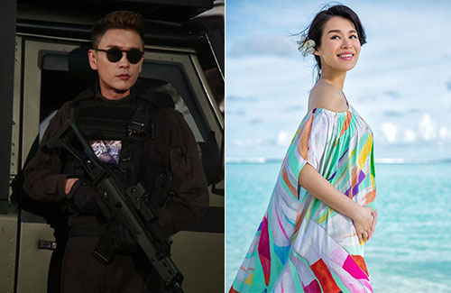 """Bosco Wong Reacts to Myolie Wu's Baby News: """"I'm So Happy For Her"""""""