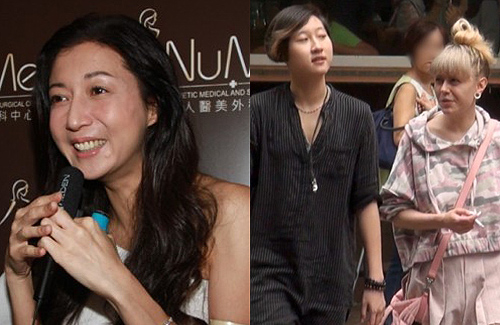 Elaine Ng Doesn't Mind Daughter Exploring Her Sexual Identity