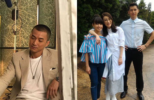 """Wayne Lai, Patrica Ha, and Carlos Chan to Star in New TVB Drama """"Reversal of Fate"""""""