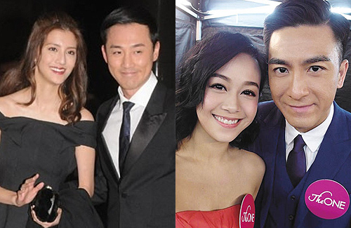 Karena Ng, Jacqueline Wong Have Opposite Views on Living Together