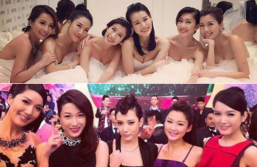 5 Cliques in the HK Entertainment Industry That You May Have Heard About