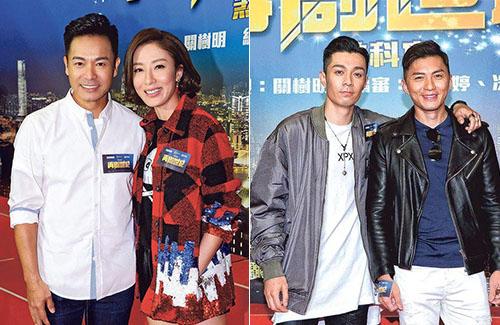 """Another Era"" Completes Filming, Tavia Yeung too Sleepy to Make Babies"