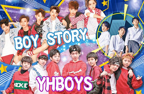 BOY STORY and YHBOYS Hope to Duplicate TFBOYS' Success