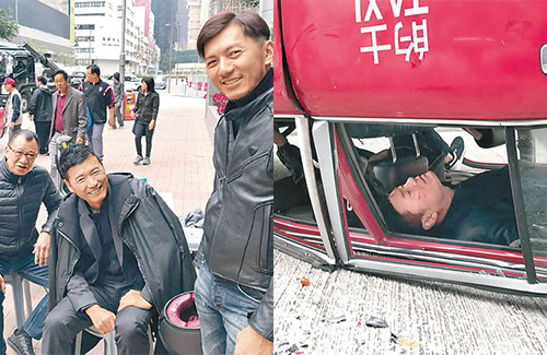 59-Year-Old Michael Miu Goes All Out for Final Intense Car Chase