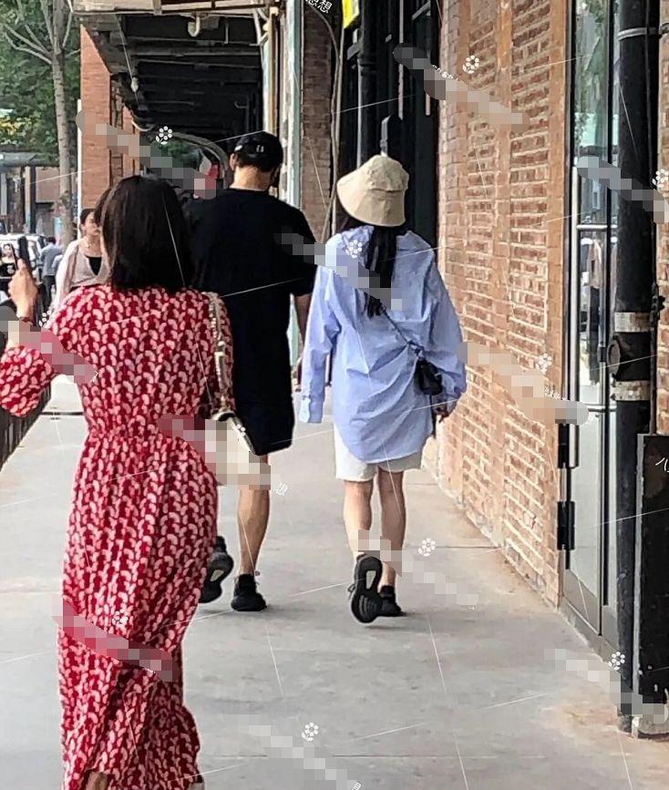 Yang Mi Rumored to Be Dating Wei Daxun | JayneStars.com