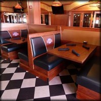Restaurant Furniture Seating; Commercial Booths, Custom ...