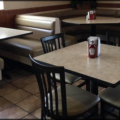 Commercial Restaurant Chairs Bath Bench Seat Shower Chair Furniture Seating Booths Custom