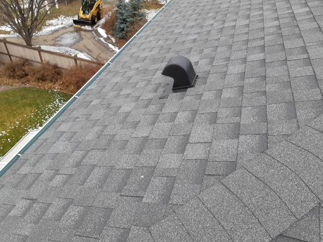 Roofing Sherwood Park, Sunflower Cres, Sherwood Park