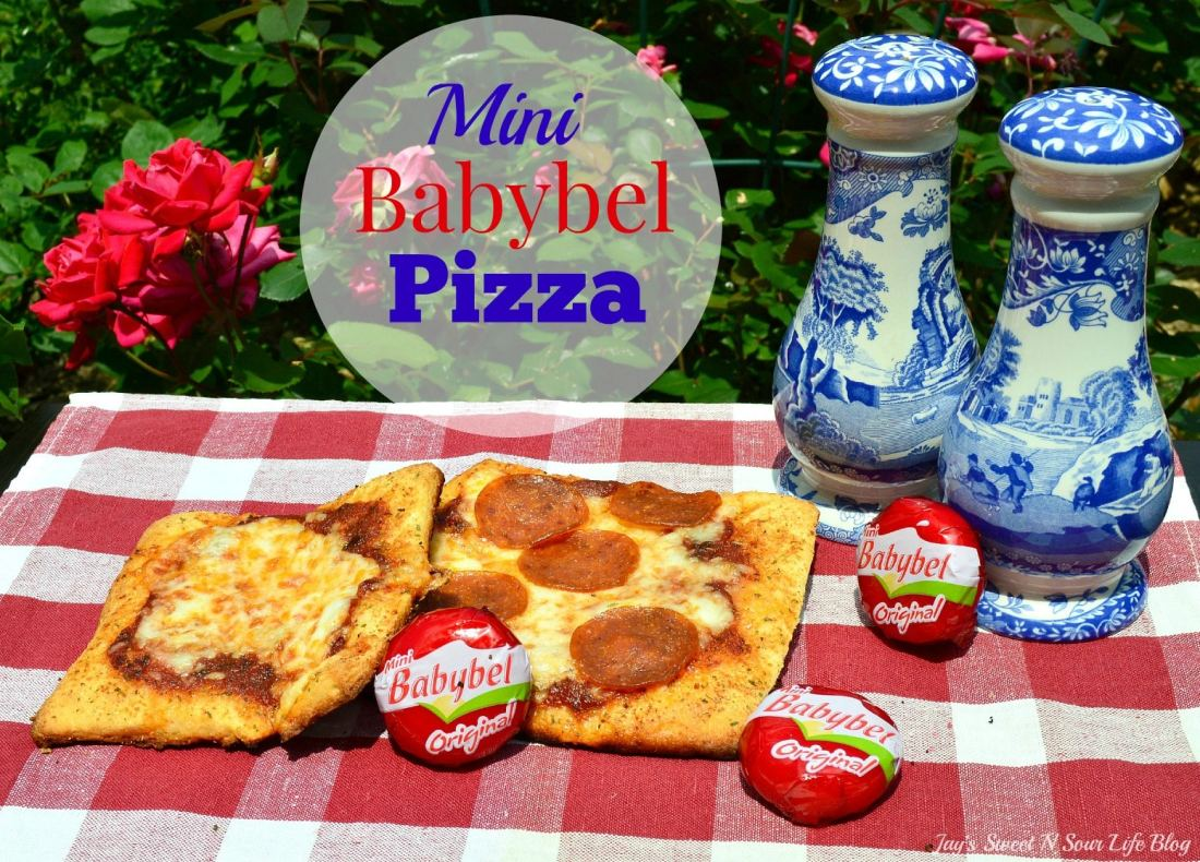 Mini Babybel Pizza. Bake up some kid-friendly mini babybel pizzas. They are perfect for quick weeknight dinners or easy to make weekend meals.
